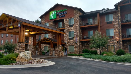 Holiday Inn Express Custer Photo