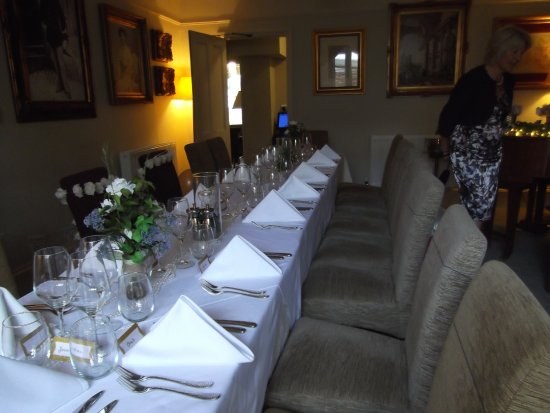 My Wedding Reception Picture Of Blue Ivy Restaurant Colchester