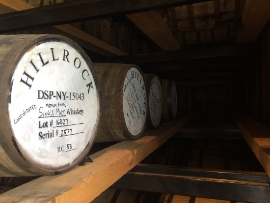 Ancram, Estado de Nueva York: Hillrock Estate Distillery
