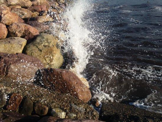 Castlegregory, Irland: waves