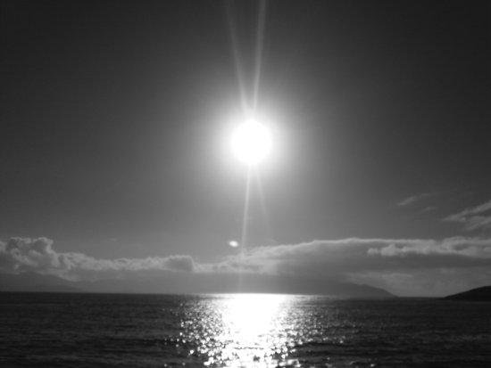 Castlegregory, Irland: sunset