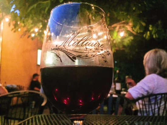 Murphys, Califórnia: Join us for events on our Creekside Patio!
