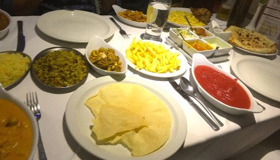 Indian Massala: Our Feast!