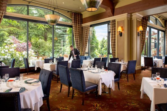 Delicious Breakfast Buffet Review Of The Wildflower Whistler British Columbia Tripadvisor