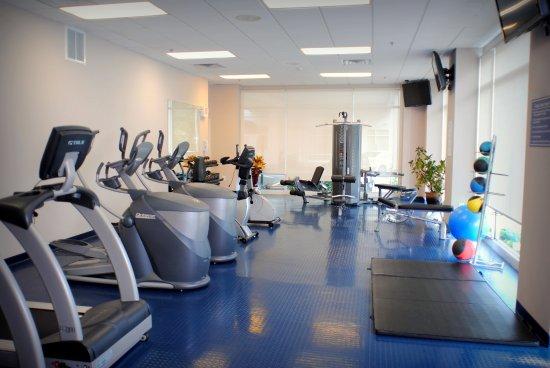 Hull, ماساتشوستس: Bayside Fitness Center