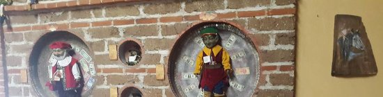 Huasca de Ocampo, México: Mas duendes