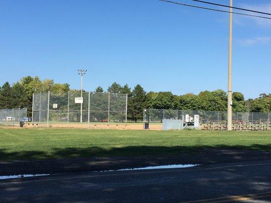 Cobbs Hill Park: Cobb's Hill Park - ball field