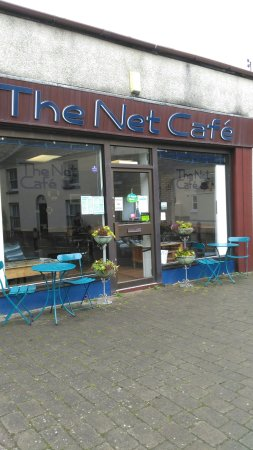 Llantwit Major, UK: Lovely cafe
