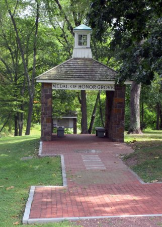Phoenixville, PA: Medal of Honor Grove