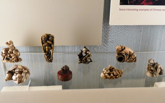 Birchington, UK: genuine Netsuke