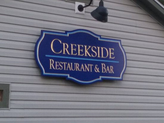 Creek Side Restaurant: Creekside Restaurant