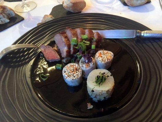 Blere, Francia: Fabulous food