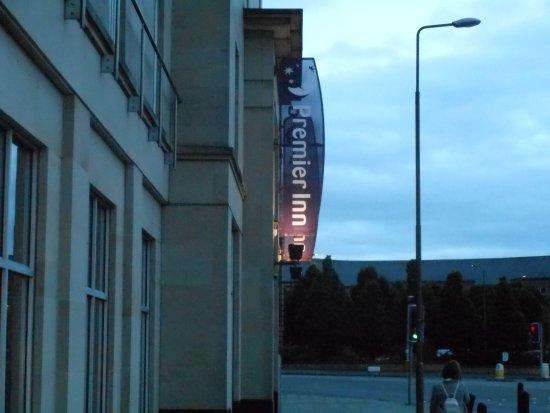 Premier Inn Edinburgh City Centre (Haymarket) Hotel: ArghyaKolkata Premier Inn Edinburgh Haymarket-3