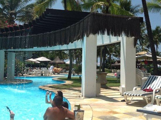 特拉薩梅卡科曼達圖巴飯店張圖片