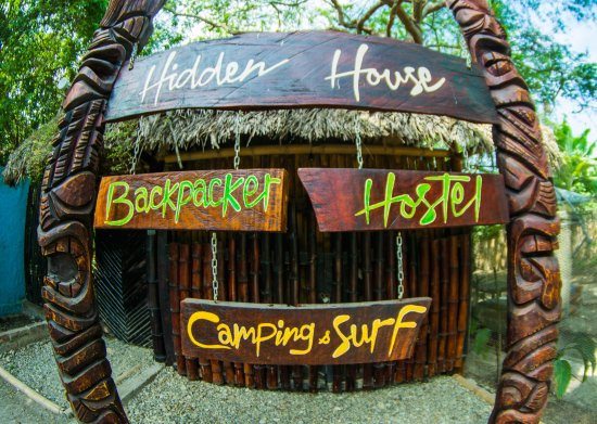 Hidden House Hostel