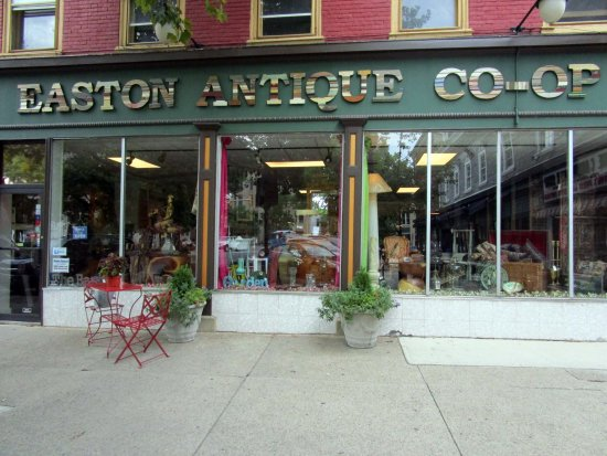 Easton Antique CO-OP