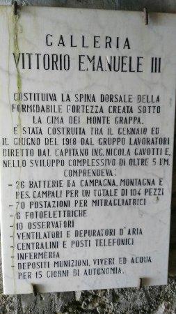 Crespano del Grappa, İtalya: Monte Grappa