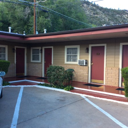 Siesta Motel: Beautifully maintained