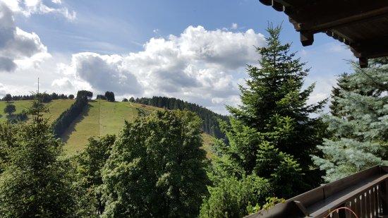Sankt Andreasberg, Jerman: Ausblick auf den Matthias-Schmidt-Berg