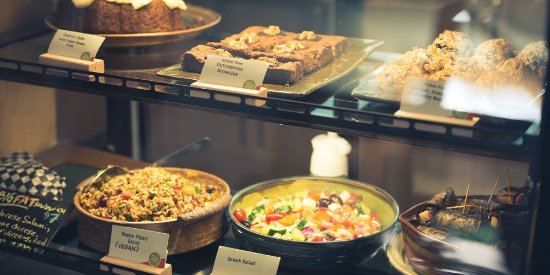 Medicine Hat, Canadá: VEgan Salad