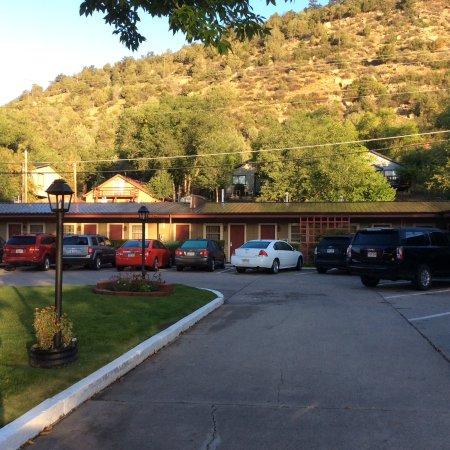 سيستا موتل: Nice Old Motel~the good Ol days!
