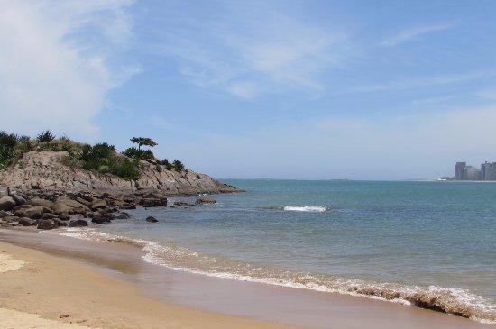 Costa Beach: Vista da Praia da Costa