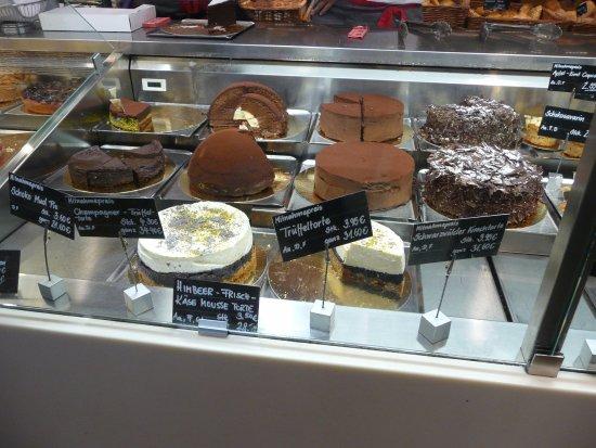Cafe Kroepcke : Das Auge isst mit:,-)