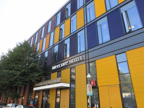 Mercure Hotel Moa Berlin Bewertung