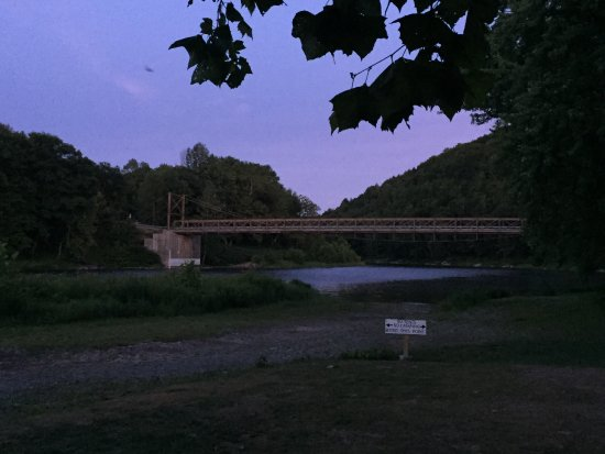 Equinunk, PA: Soaring Eagle Camp Ground