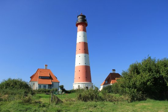 Westerheversand Lighthouse
