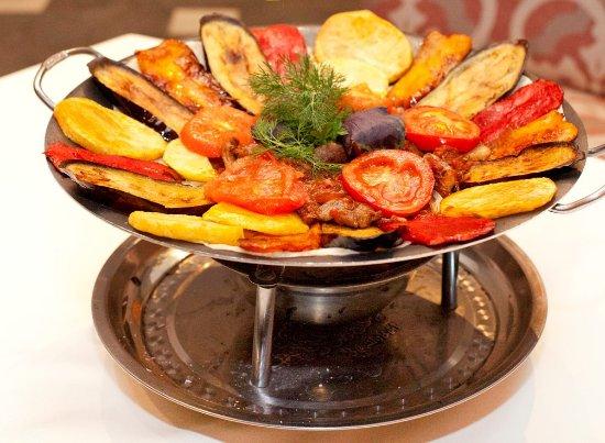 Pirosmani Baku Menu Prices Restaurant Reviews Tripadvisor