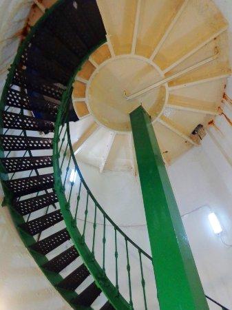 Fethard On Sea, ไอร์แลนด์: interior detail of the Hook Lighthouse