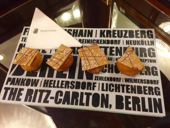 The Ritz-Carlton, Berlin: Welcome to the Ritz
