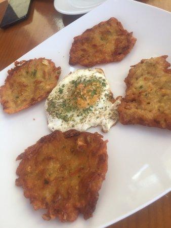 Taberna Tio Paco : Tortillas camarones