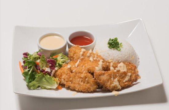Vaasa, Finlândia: Rapea Kana (Crispy Chicken)