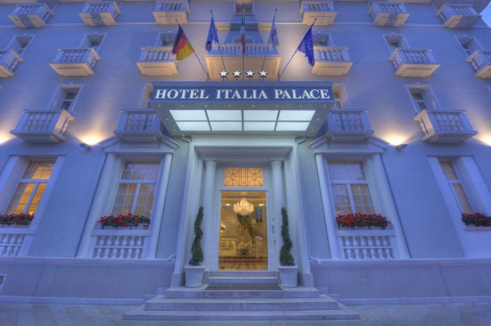 Hotel Italia Palace