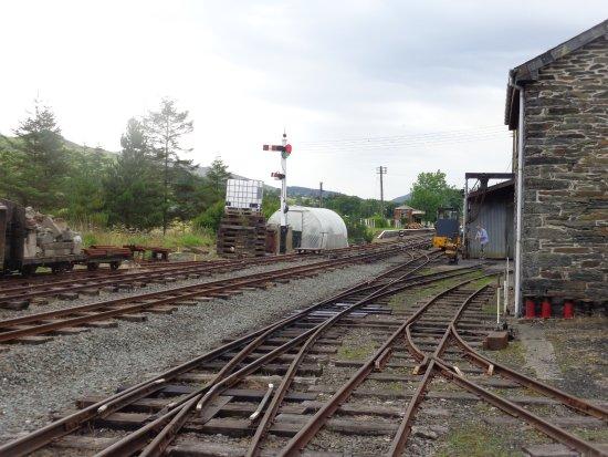 Llanuwchllyn, UK: Goods Yard
