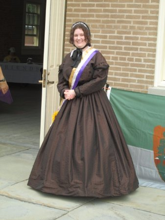 Seneca Falls, Nova York: Elizabeth Cady Stanton