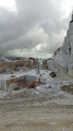 Marmo Tour: scavi in quota