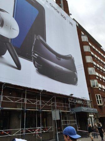 Obraz NH Amsterdam Centre