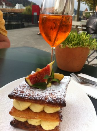 mill feuille magnificent mille feuille and and aperol spritz