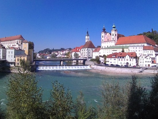 Steyr, Österreich: View from my bedroom, beautiful isnt it?