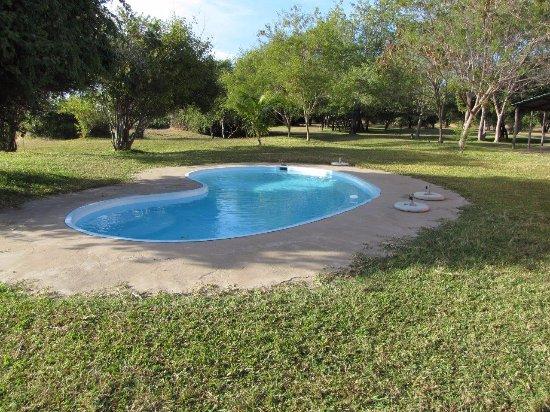 Chirundu, Zambia: pool