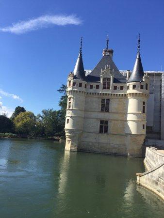 Azay-le-Rideau, Frankrike: photo2.jpg