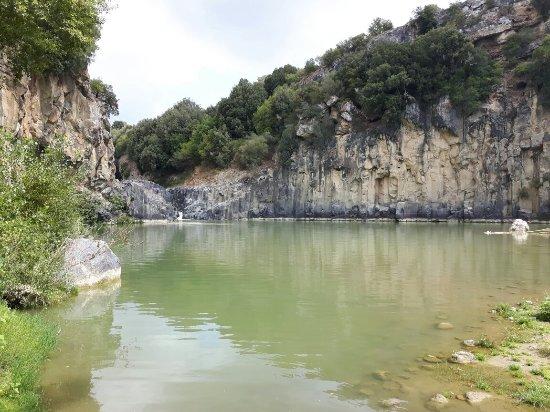 Montalto di Castro, Italien: Parco di vulci
