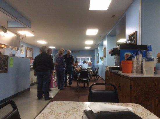 Sisseton, Dakota del Sur: Interior