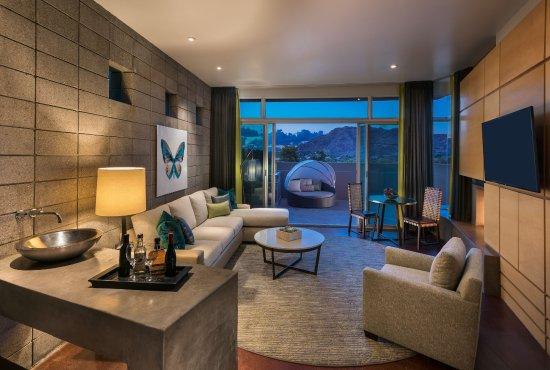 Sanctuary Camelback Mountain: Spa Suite