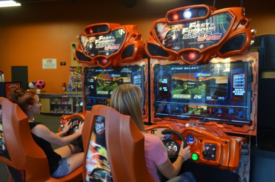 Rocklin, CA: Have fun in our huge arcade and then visit our prize center