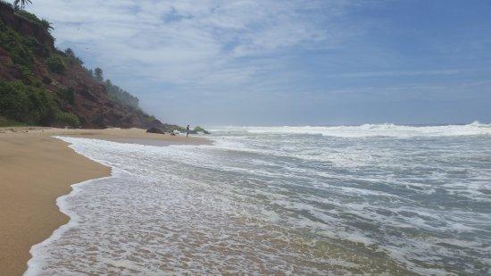 Varkala SeaShore Beach Resort รูปภาพ