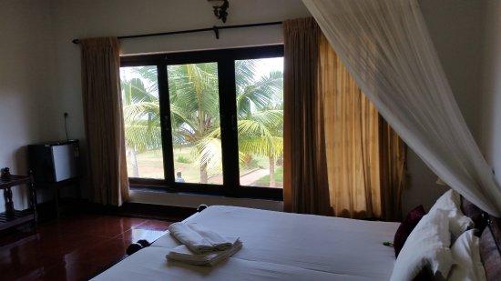 Varkala SeaShore Beach Resort: Great view from the room as well